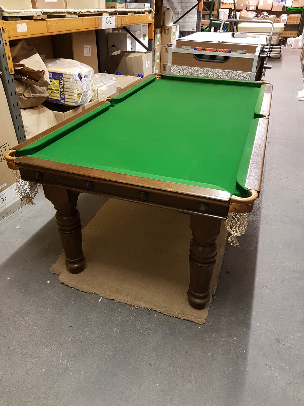club snooker billard billiards jmc en table riley